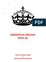 Gramática Inglés B1