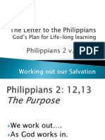 The Letter to the Philippians 4