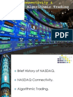 NASDAQ connectivity presentation