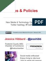 Plans & Policies (slides)