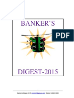 Bankers Digest 2015