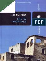 Luigi Malerba - Salto Mortale