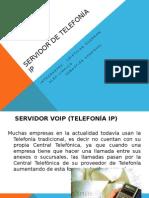 Servidor de Telefonía Ip