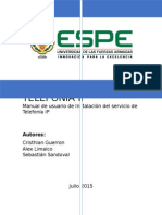Manual Telefonia Ip Elastix