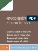 Instalaciones Eléctricas 2014 Parte1