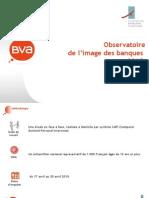 67% des Français ont une bonne image des banques