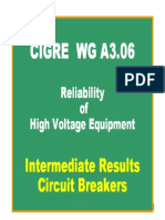 364758.DCIGRE WG A306 Intermediate Results Circuit Breakers 1