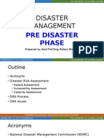 Lecture_3 - Pre-disaster Phase - Dra