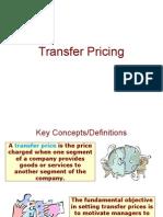 Transfer Pricing powerpoint presentation