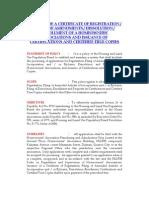 Hoa Procedures of Services(1)