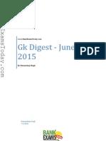 June Digest