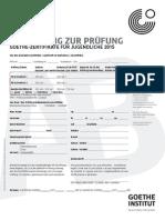 2015 a-Formular Fit 1u.2 B1j Schwarz