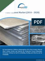 Fiber Cement Market (2014-2020)