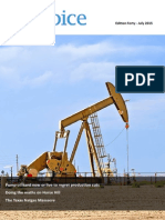 OilVoice - July 2015 - Edition 40