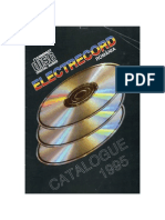 Catalog Electrecord 1995