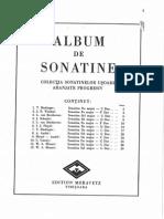 Album de Sonatine