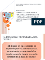 104240517 La Expansion Secundaria Del Dinero