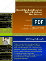 Simbol Dan Label b3