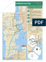 Hudson-Bergen Light Rail System Map