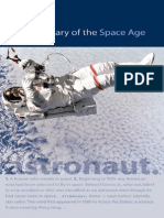 A Dictionary of the Space Age