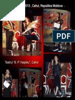 Cântec pentru mai târziu - 15-21 noiembrie 2013, Cahul, Republica Moldova