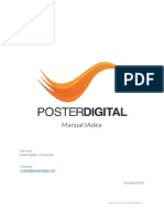 PosterDigital IAdea Manual