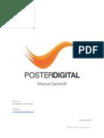 PosterDigital Manual conexion SpinetiX