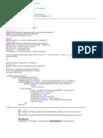 Android Koleksi Code Siswa Lp2maray