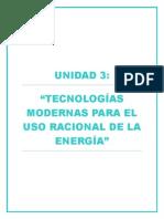 Unidad 3,4 y5 sistemas de generación de energia