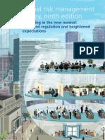 9ème édition de l'Etude Deloitte Global Risk Management