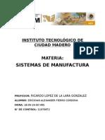 Tecnologias Duras en La Manufactura