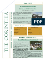 The Corinthian July/August 2015