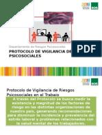 capacitación protocolo psicosocial