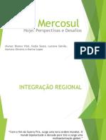 Mercosul - Apresentação Completa (97-2003)