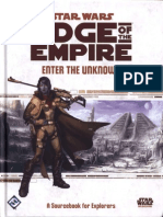 Edge of the Empire - Enter the Unknown (SWE06) [OCR]