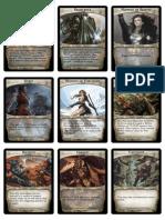 Drama Cards (Beta) - Copper