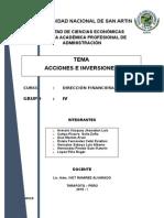 Direccion II administracion