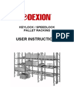 Dexion Pallet_Racking Manual