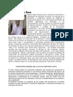 Patologías General de La Evaluación Educativa