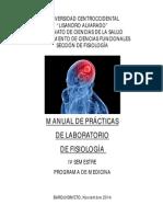 Manual de Practicas Fisiologia i 2014