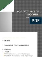 Radiologi Bof