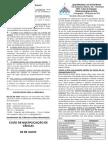 Boletim - 06 de Junho - Liderança