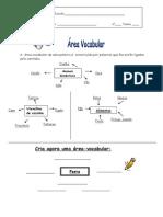 Area Vocabular