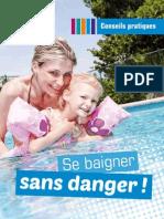 Les conseils de l'INPES pour éviter les noyades cet été