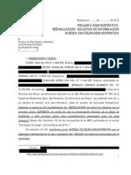 Glifosato Chaco Reevaluacion