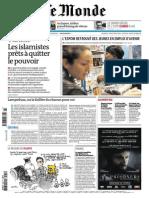 Le Monde 2013 Octobre 8