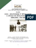Abolicion y Republicanismo Americano Xviii