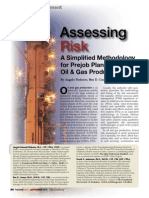 Assessing Risk Asimplified Methodology for Prejob Planning in Oil and Gas Production(1) (1)