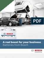 Batería Bosch