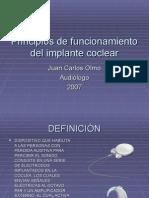 Principios de función del implante coclear.ppt